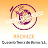 Medalla Bronce